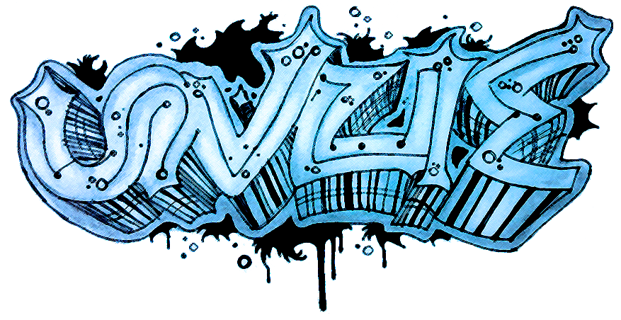 clipart freeuse Signature Graffiti ID by s