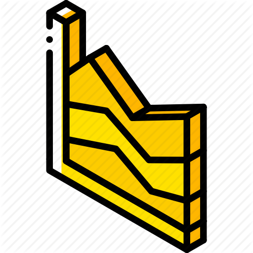 clip art free download Transparent graph yellow. Data graphs iso by
