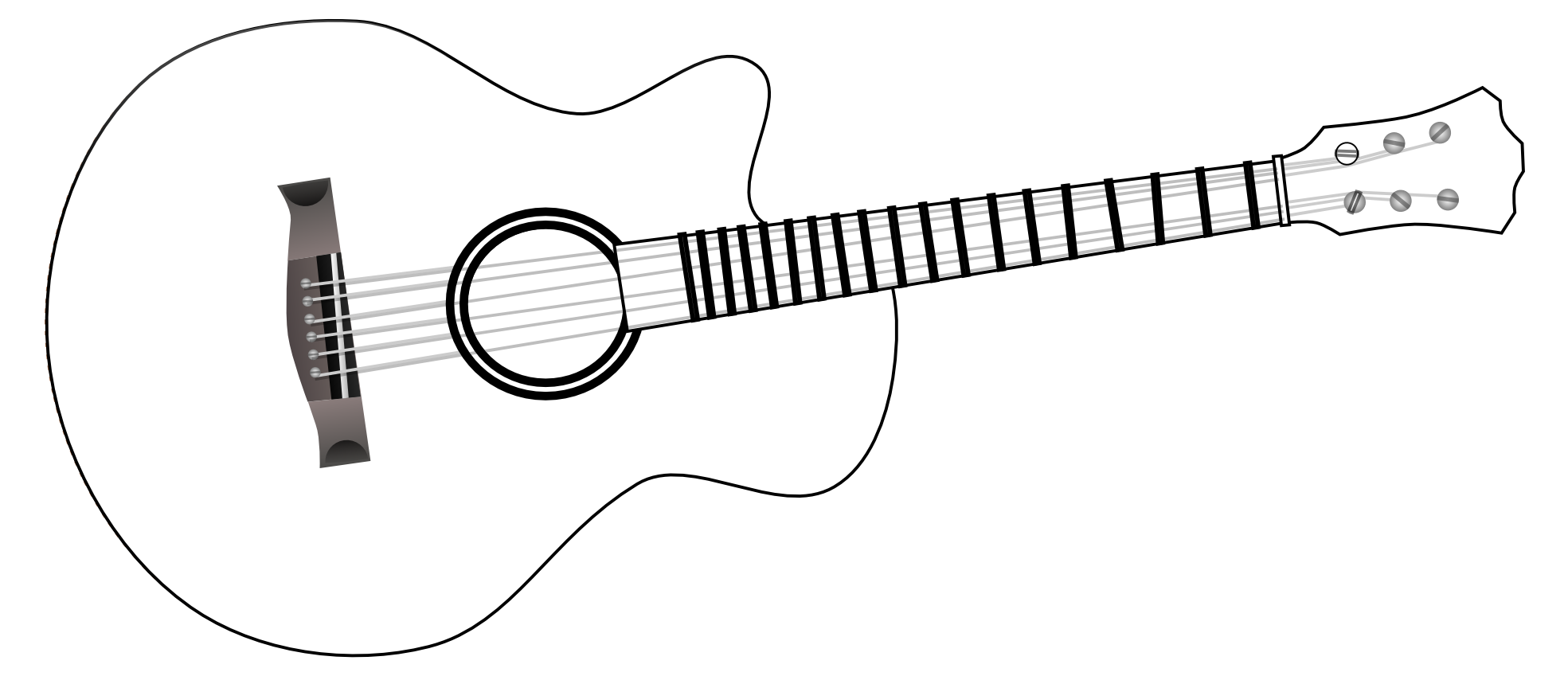 png black and white download Transparent guitars black and white. Free guitar png download