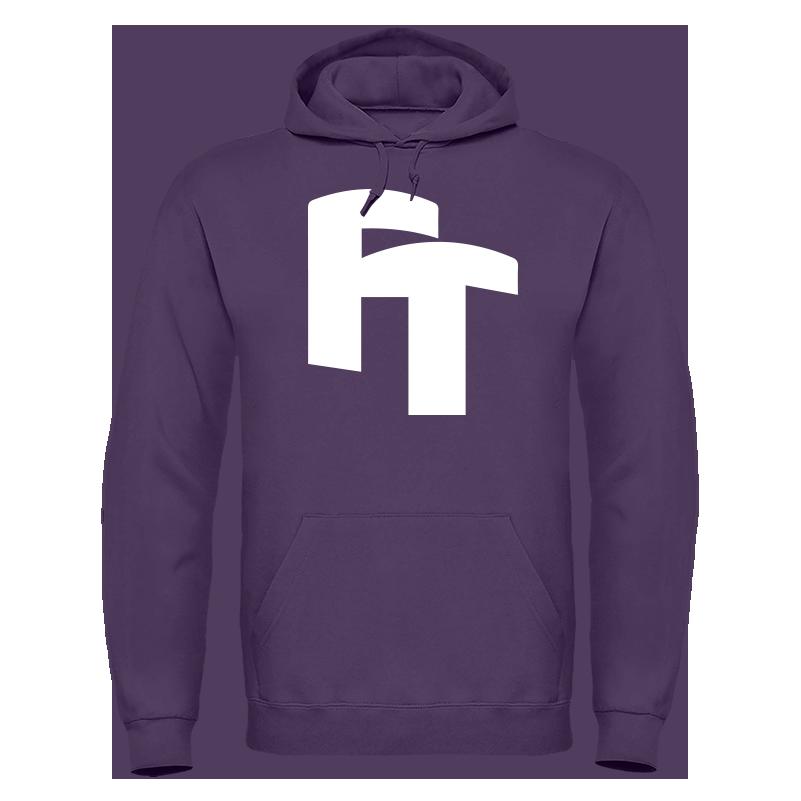 graphic royalty free Hoodie FT Logo Purple