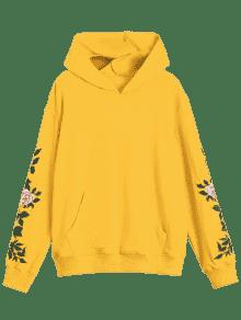 svg transparent download transparent hoodie yellow #105907412