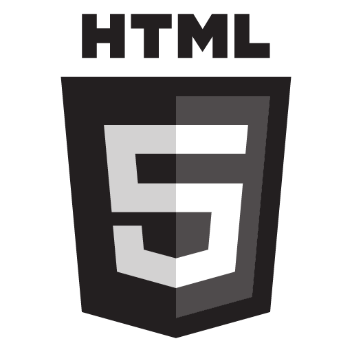 clip free library W c logo one. Transparent html.