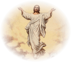 clipart library Transparent jesus. Heaven png stickpng