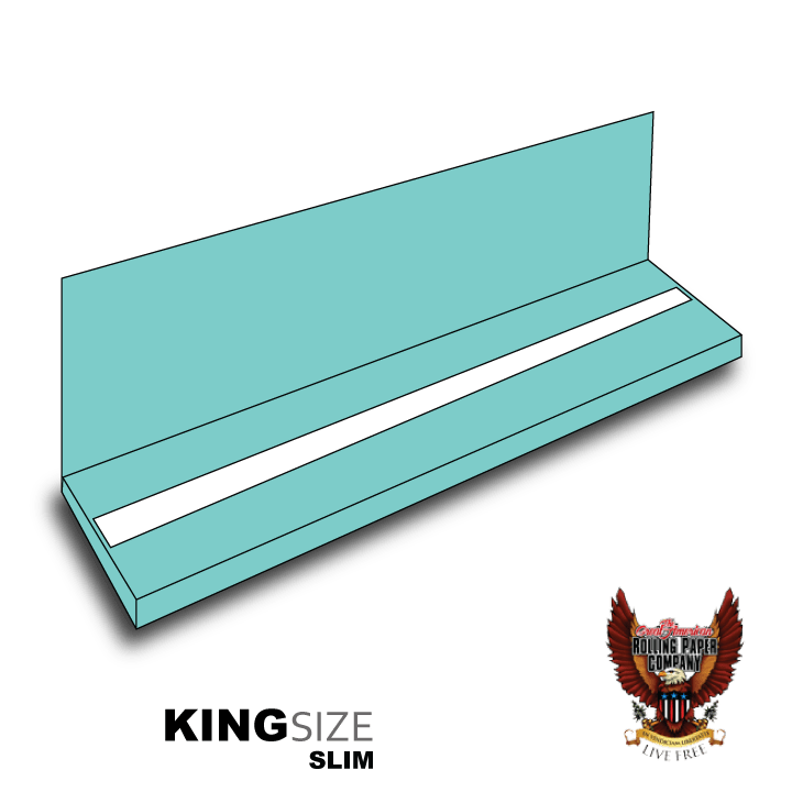 svg library download KING SIZE SLIM BOOKLETS