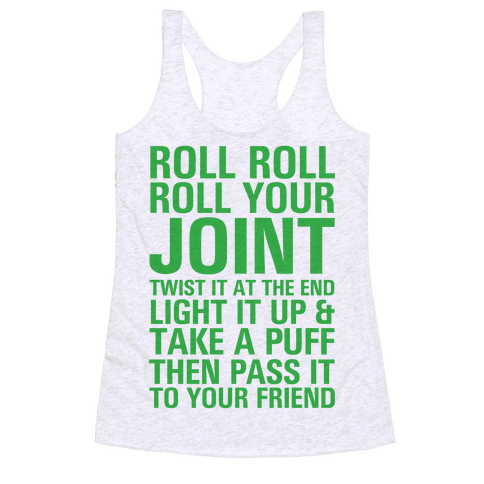 clip art library Joint Racerback Tank Tops