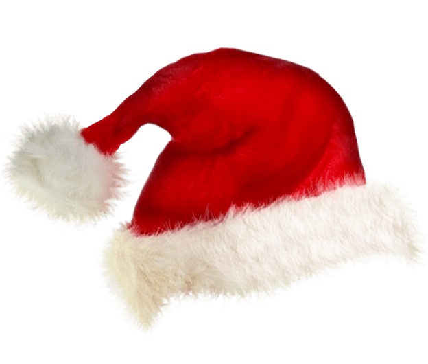 svg library stock Santa hat png background. Beanie transparent christmas