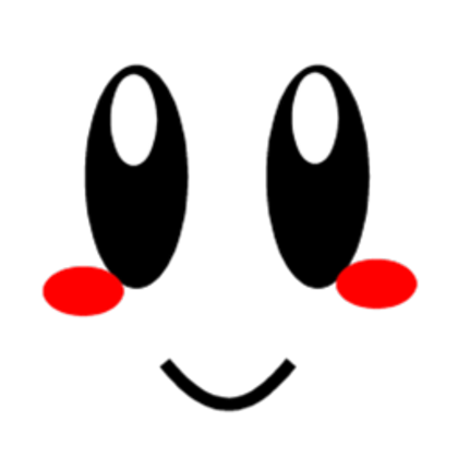 image library download kirby face transparent
