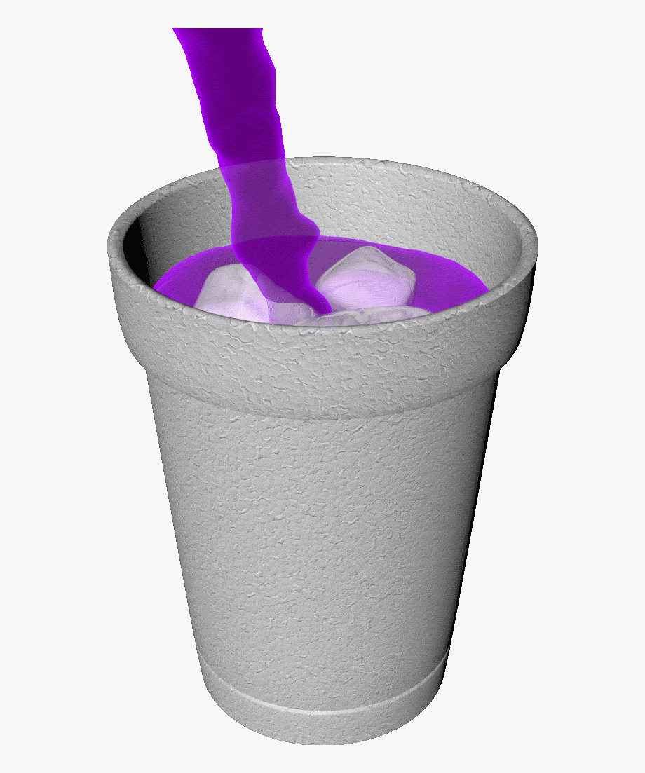 svg free Transparent lean. Drinking clipart aesthetic vaporwave.