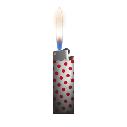 clip free Flame fire smoke png. Transparent lighter.