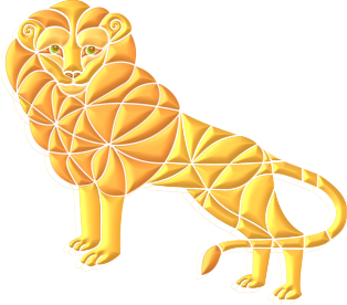 picture freeuse library Transparent lion leo. The painting png