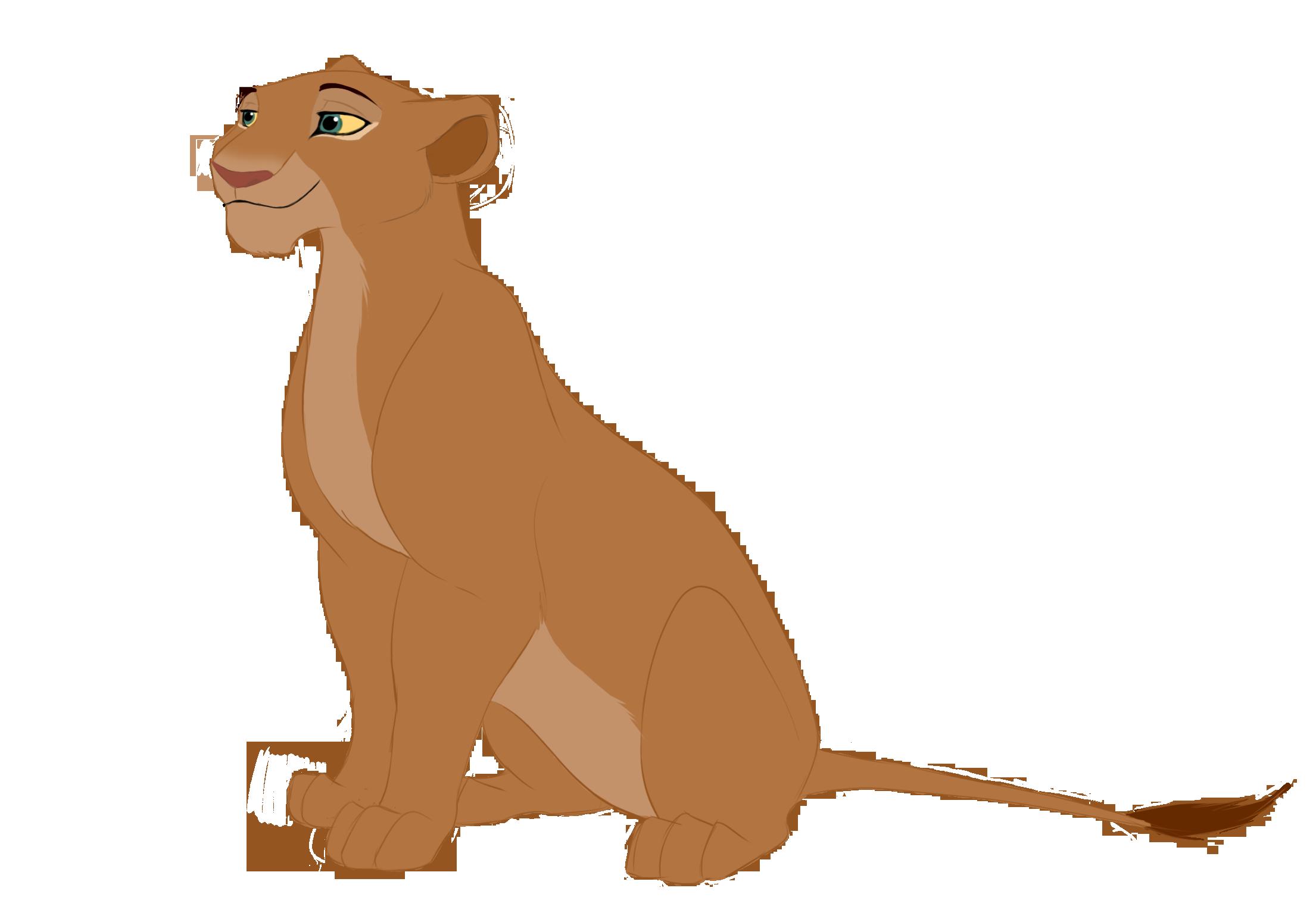 graphic royalty free stock Lostsailor s album fan. Transparent lion lioness