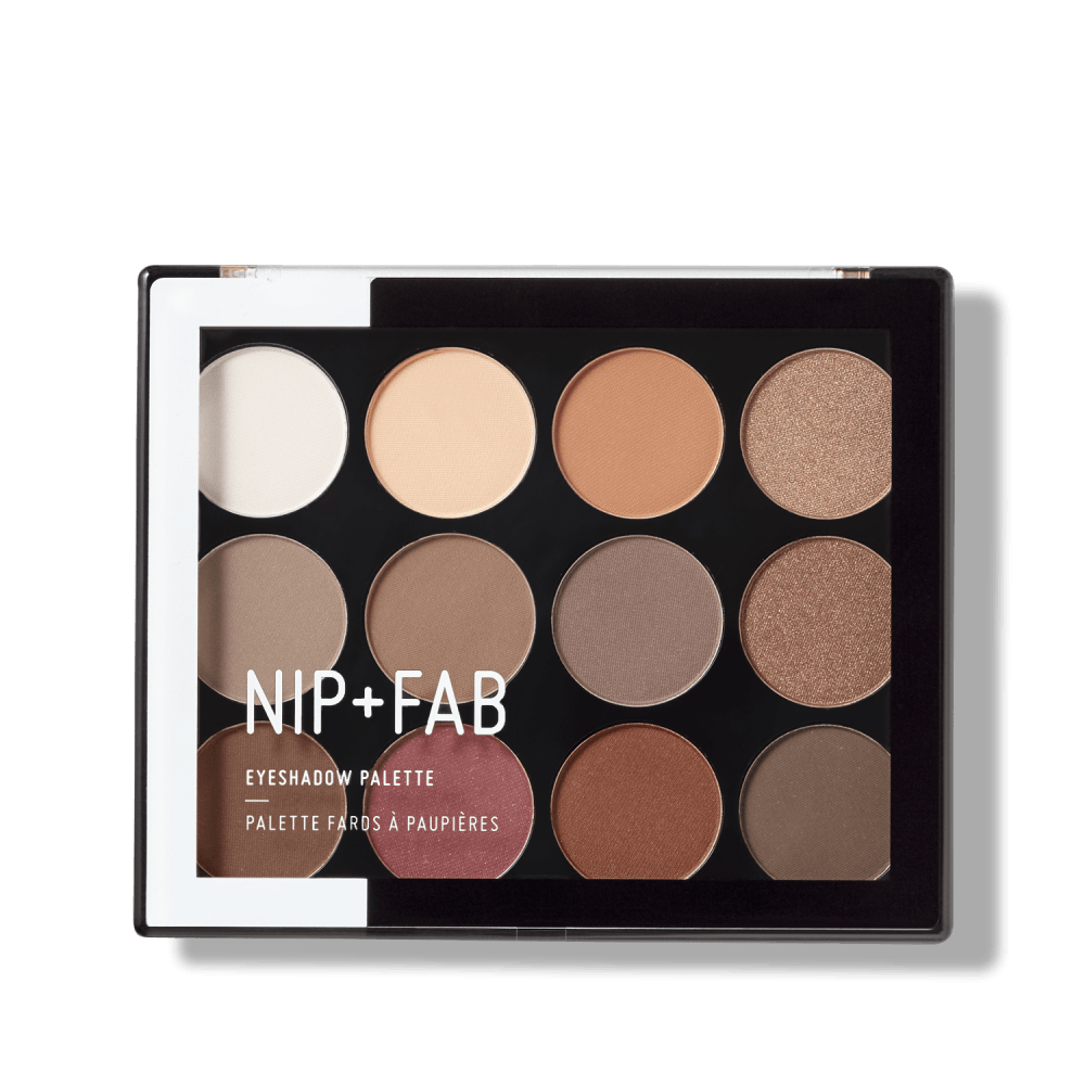 vector free library Eyeshadow Palette Sculpted