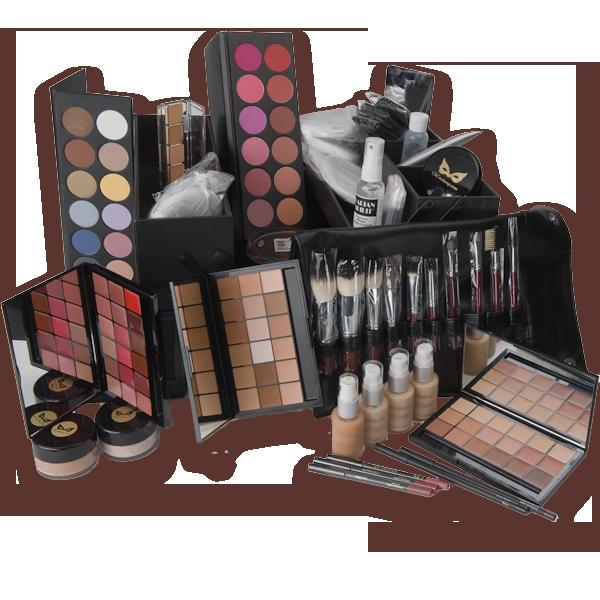 png freeuse library Makeup Artist Kit Building