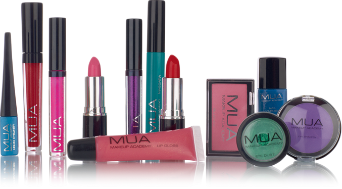 clipart stock Best MUA Cosmetic Products You Should Buy