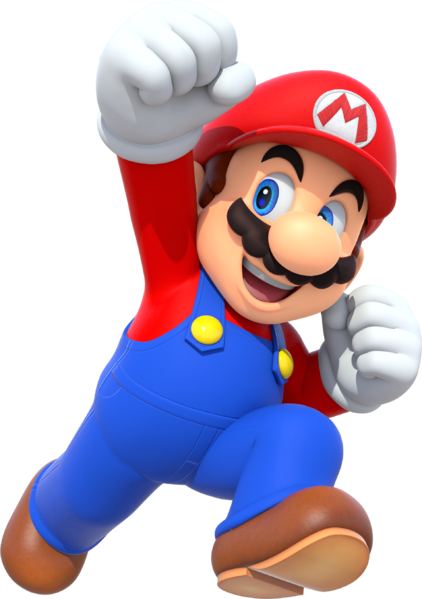 vector stock Transparent mario. Image px party running