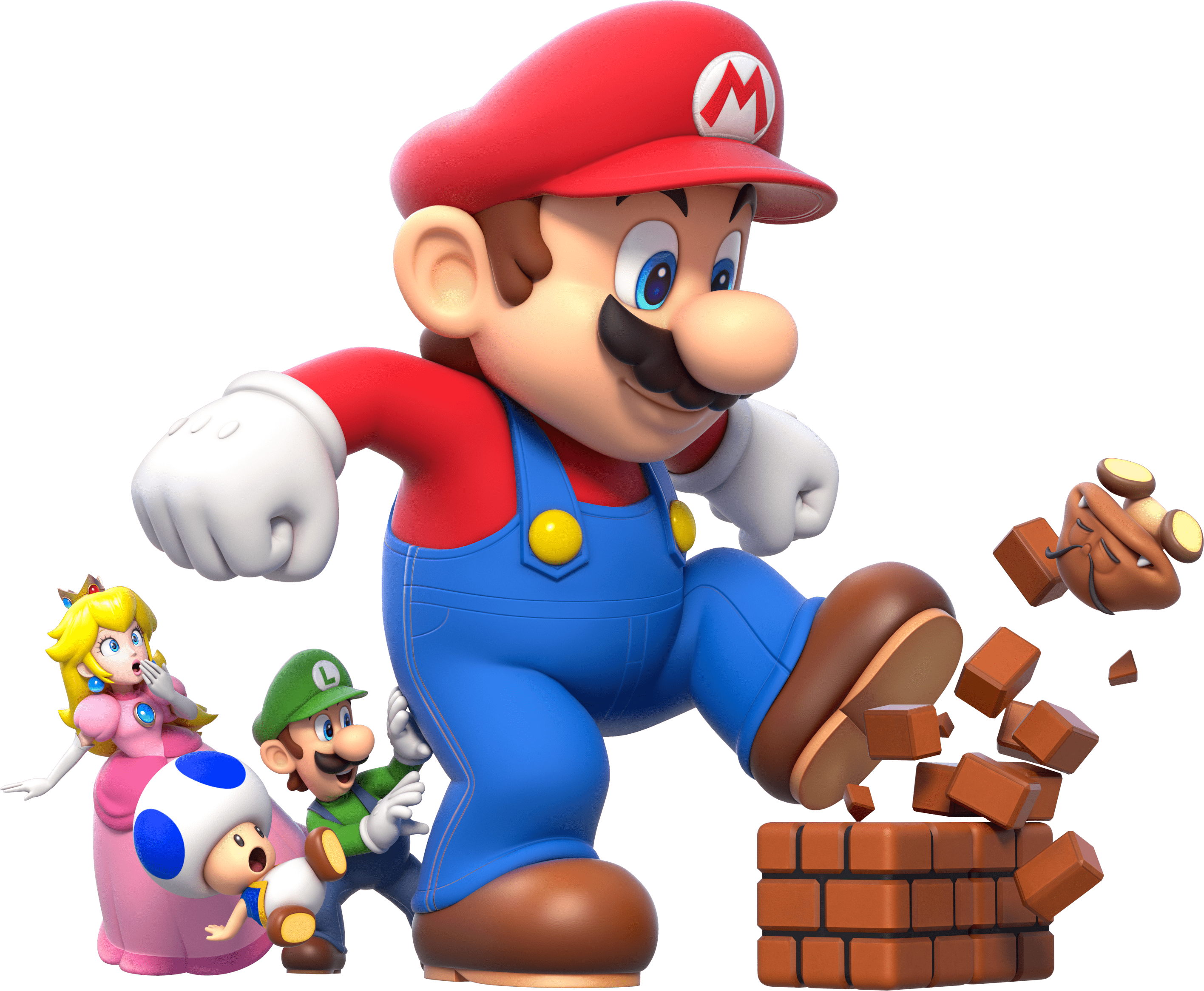 clip royalty free Transparent mario. Huge png stickpng games
