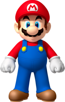 vector free download transparent mario boy #106065310