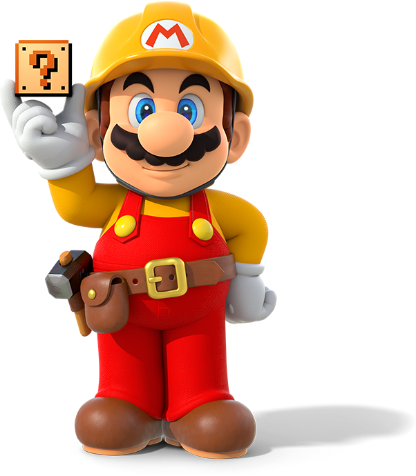 picture freeuse library transparent mario builder #106075492