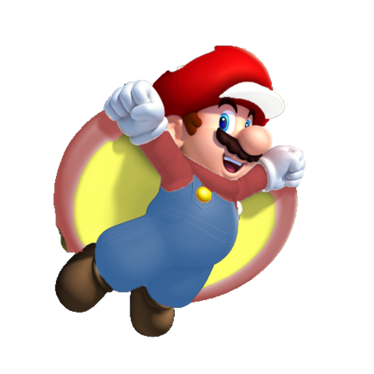 image library download transparent mario cape #106077613
