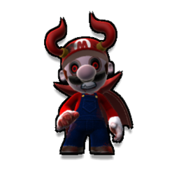png free stock Re the walking super. Transparent mario dead