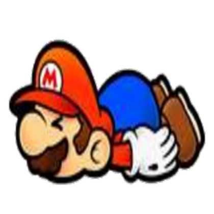 clip royalty free stock DEAD MARIO