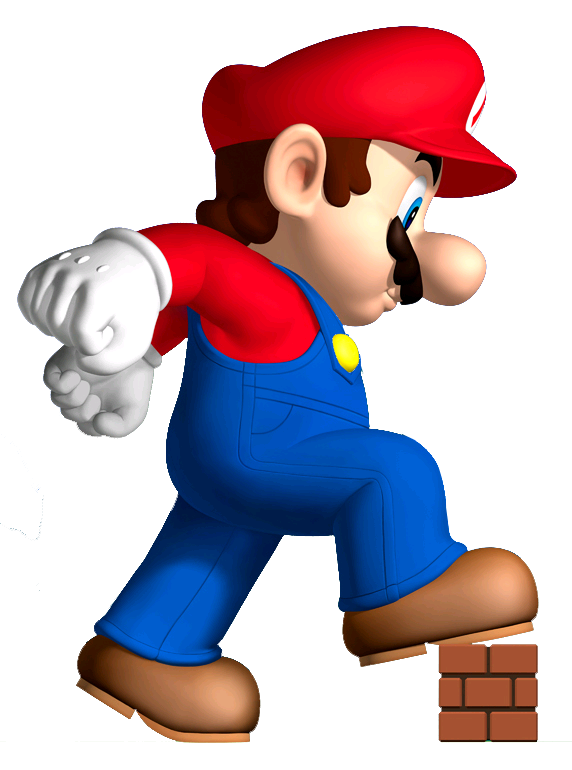 clip royalty free download Super Mario PNG Image