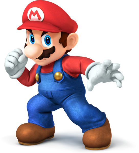 svg black and white stock transparent mario super smash bros #106061869