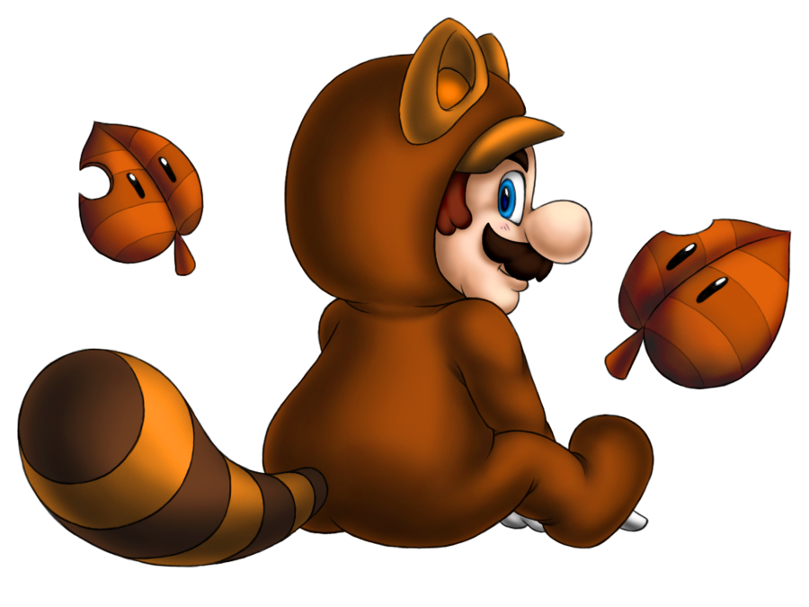 picture freeuse download The best super power. Transparent mario tanooki