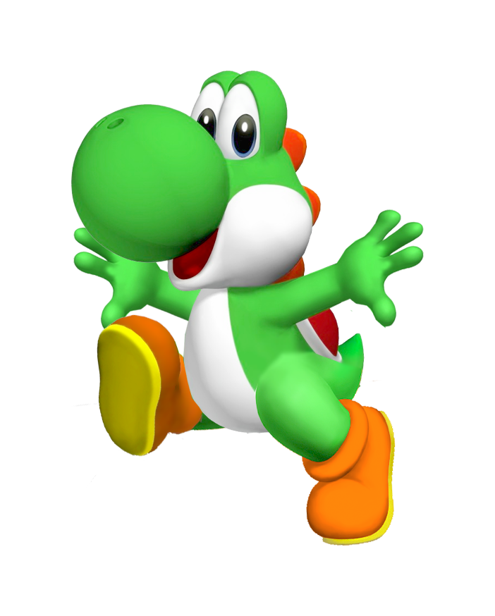 clip art freeuse stock transparent mario yoshi #106071014