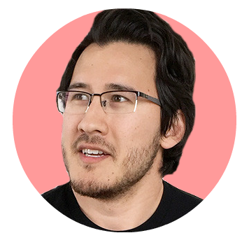 png freeuse transparent markiplier head #106081572
