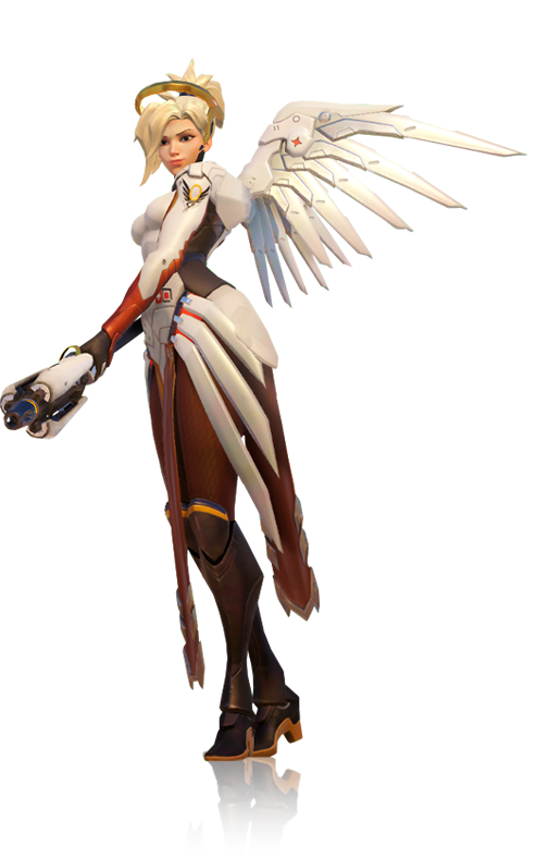 picture transparent download transparent mercy battle #117079588