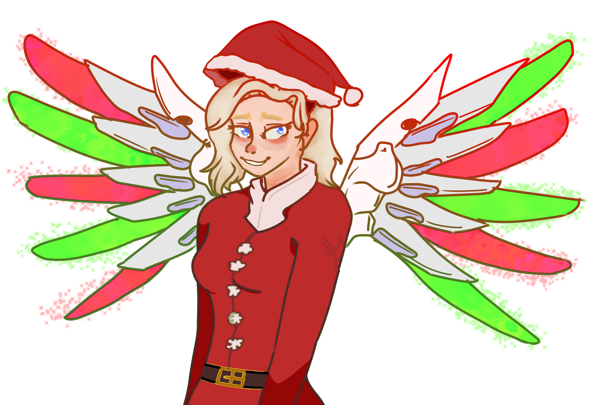 svg freeuse library Christmas Mercy