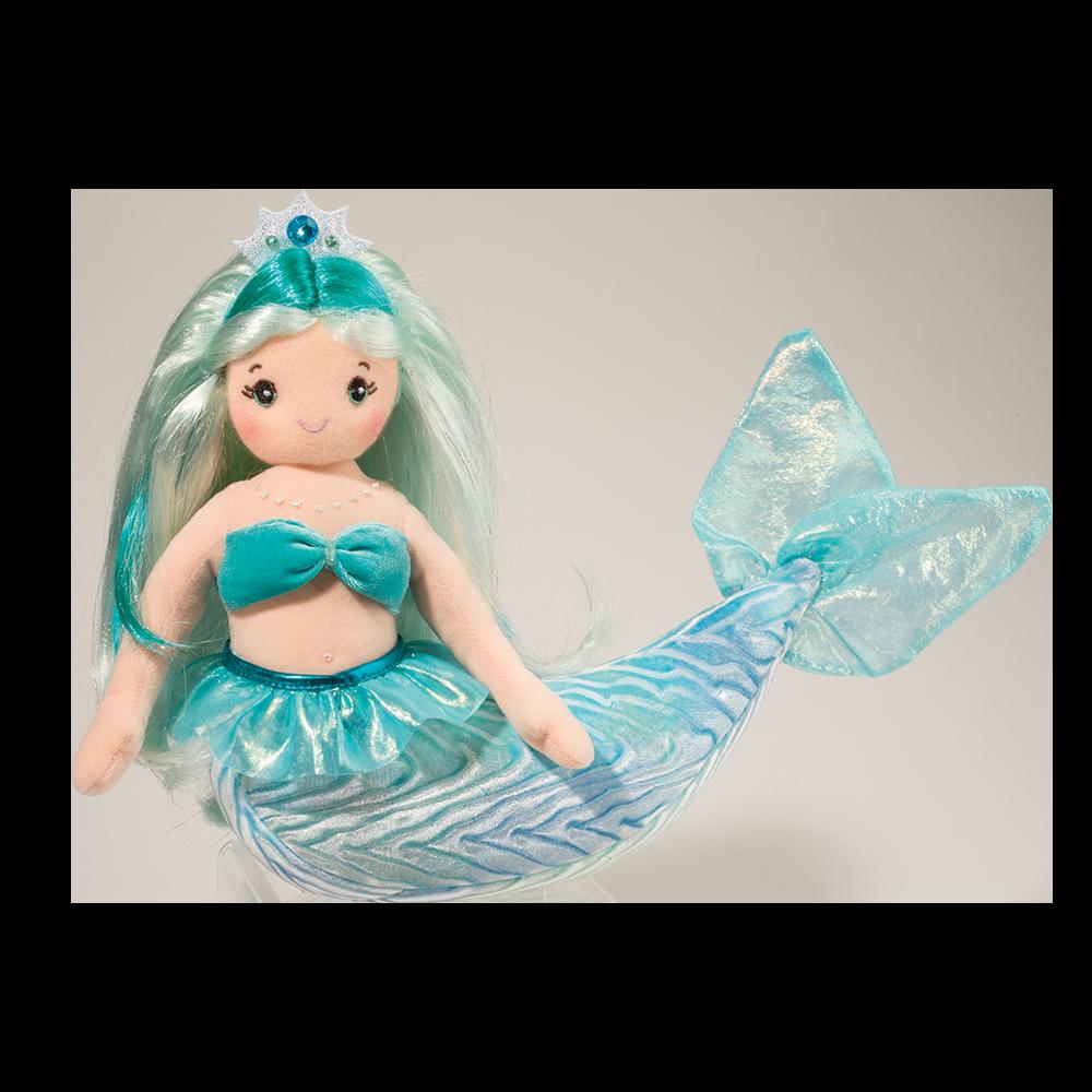 jpg library download Ciara Large Aqua Mermaid