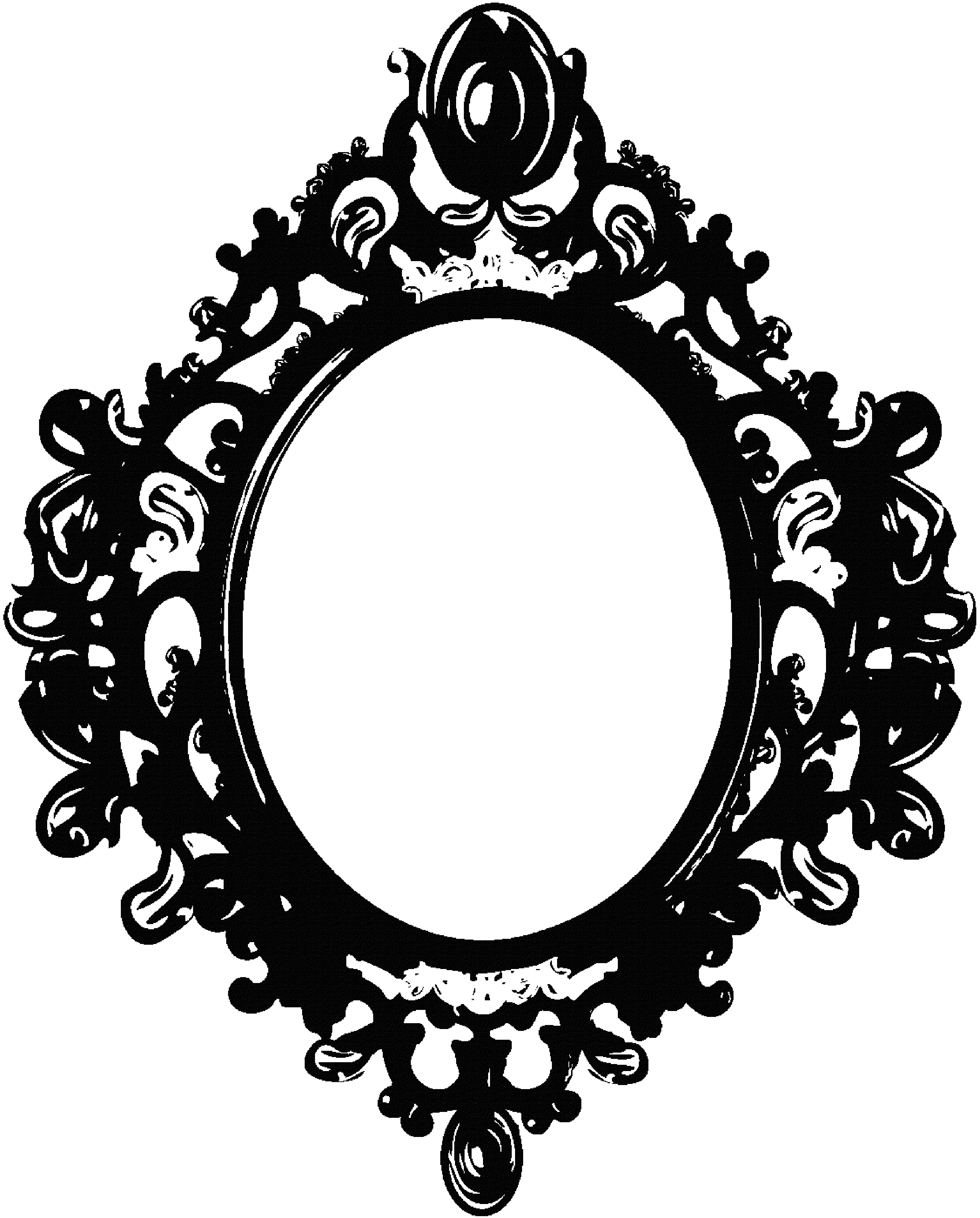 png royalty free library Mirror png images all. Transparent mirrors
