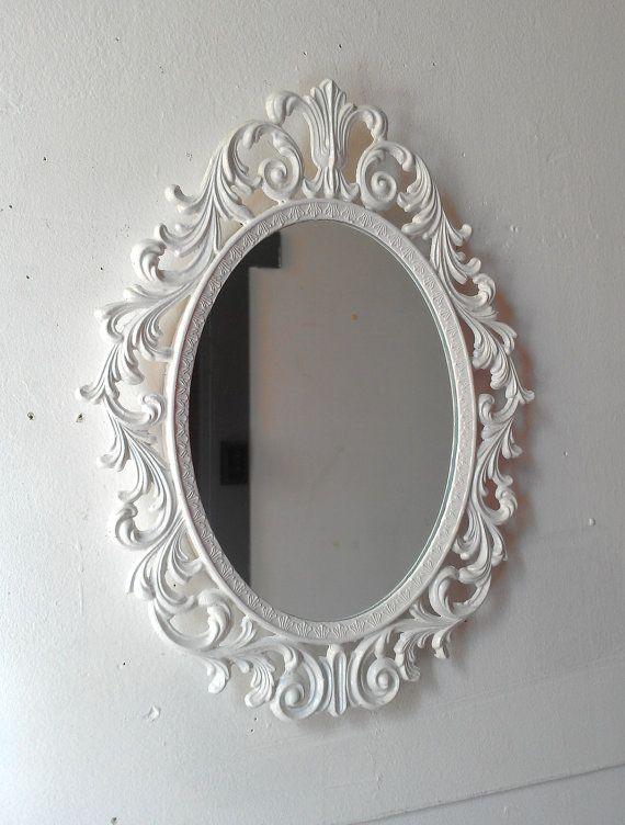 clipart stock Fairy princess wall mirror. Transparent mirrors fairytale