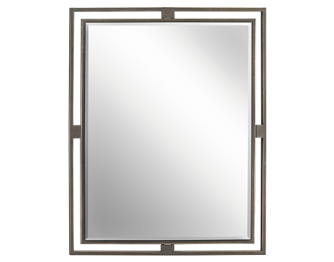 graphic Hendrik Rectangular Mirror
