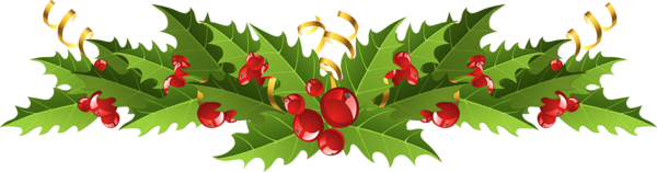 picture royalty free download Transparent Christmas Mistletoe Decor PNG Picture