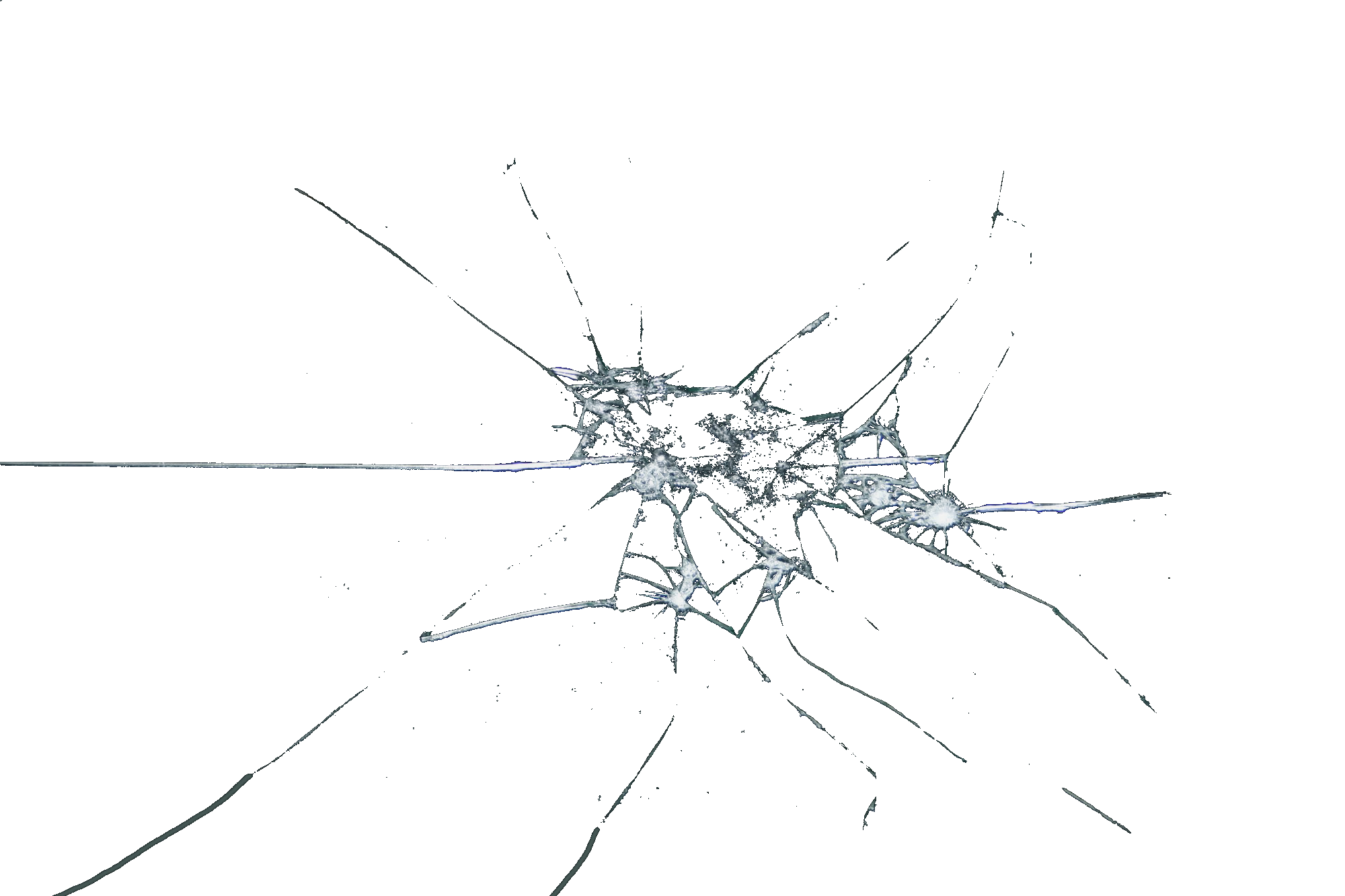 banner freeuse download Vector cracks glass crack. Broken window png transparentpng