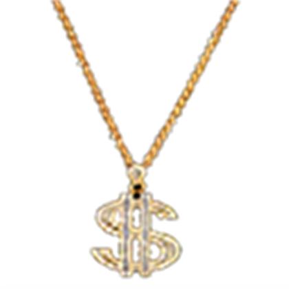 jpg free Bling transparent necklace. Money roblox