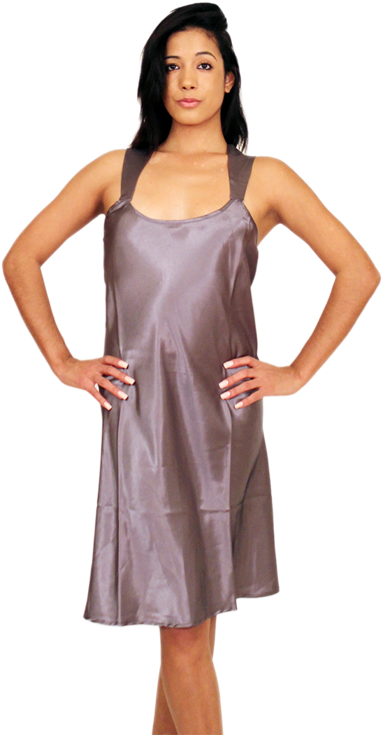 png free Satin Gown