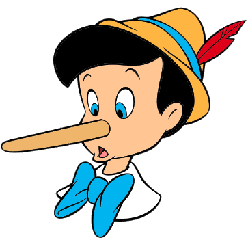 clip black and white library Png stickpng. Transparent nose pinocchio