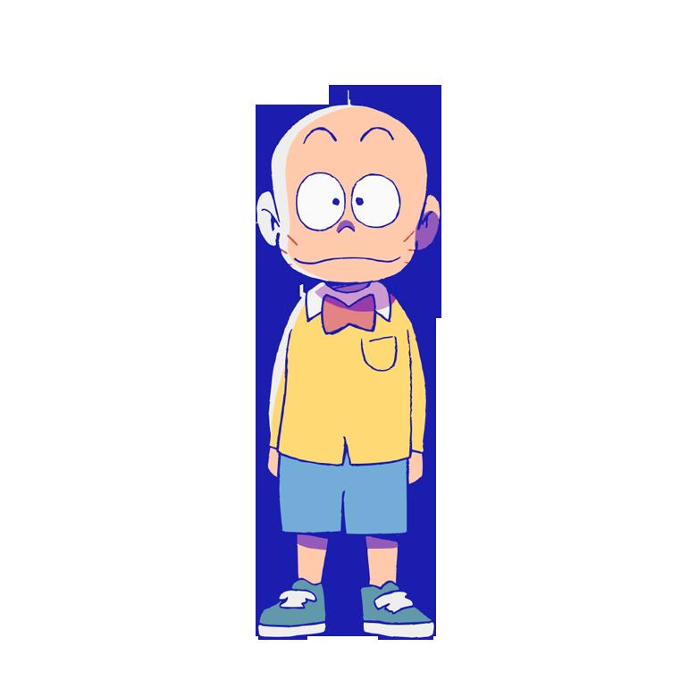 clipart royalty free stock Chibita kun wiki fandom. Transparent osomatsu character.