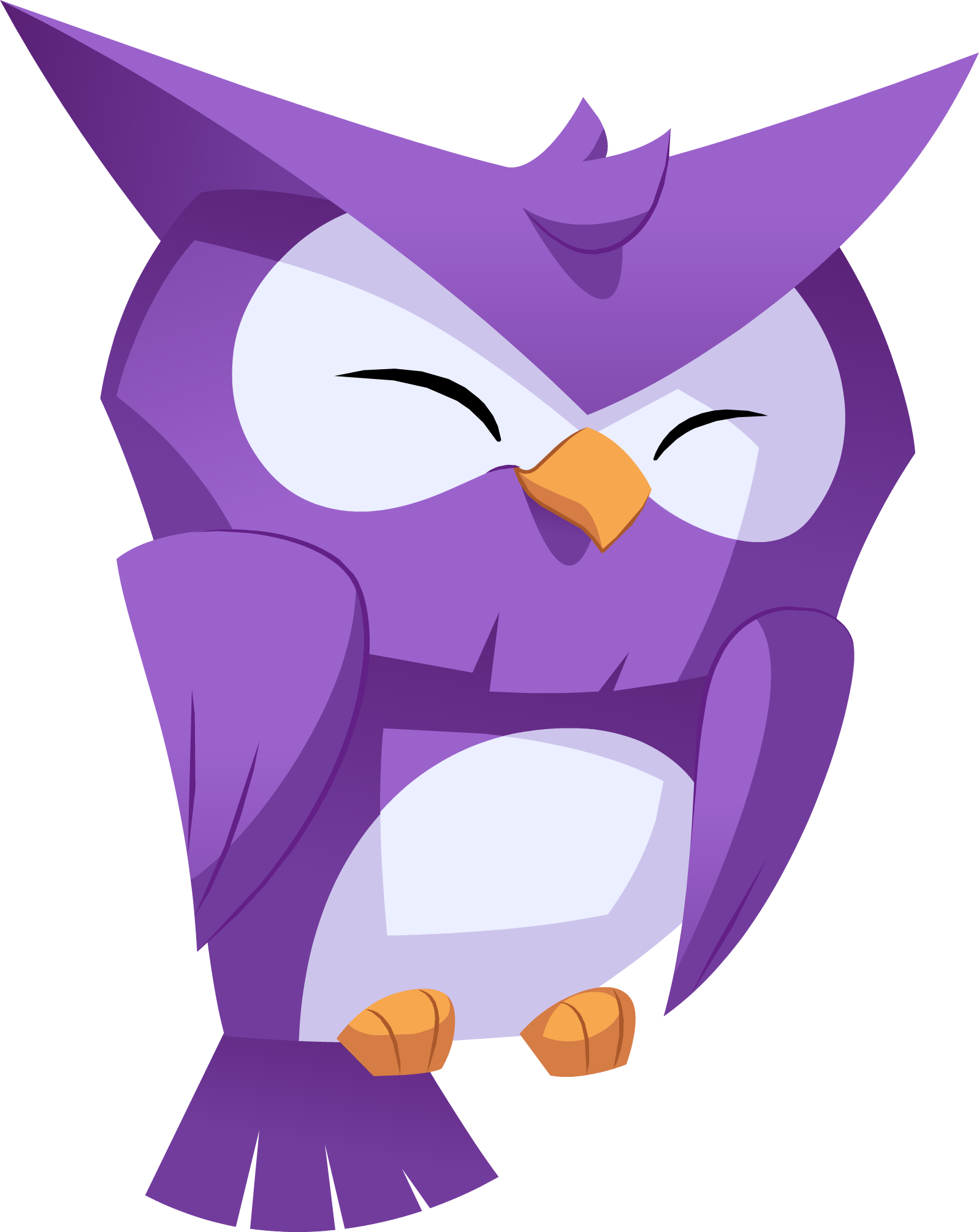 png library Transparent owl animal jam. Image purple png wiki