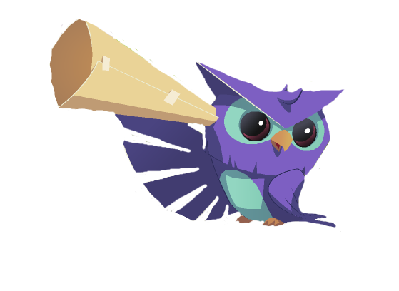 graphic black and white download Transparent owl animal jam. Image hear png wiki