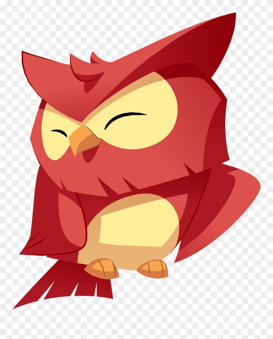 transparent download Transparent owl animal jam. Graphic stock clipart
