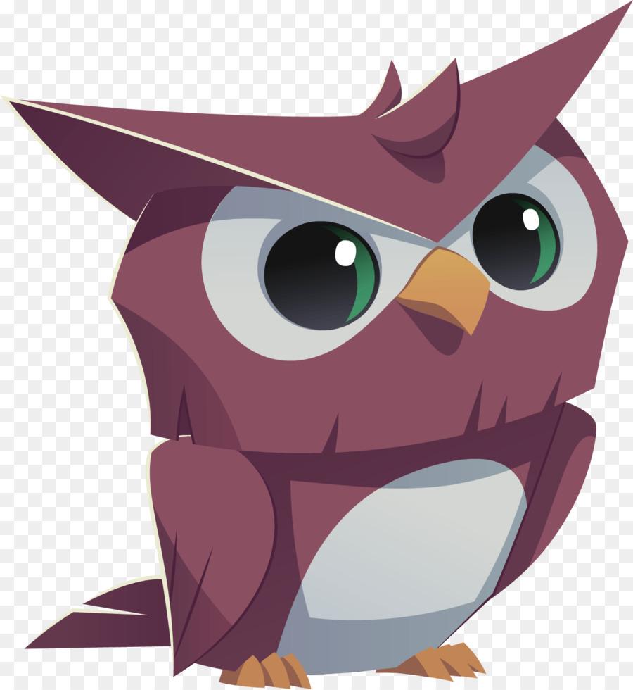 svg transparent stock Wolf cartoon clipart bird. Transparent owl animal jam