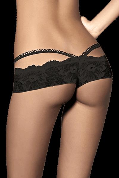jpg royalty free download Spitzen in schwarz . Transparent panty.