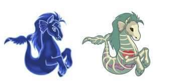 graphic free download Transparent peophin. Neopets that looked utterly.