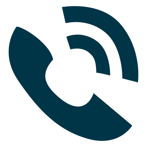 clip library download Telephone call icon logo