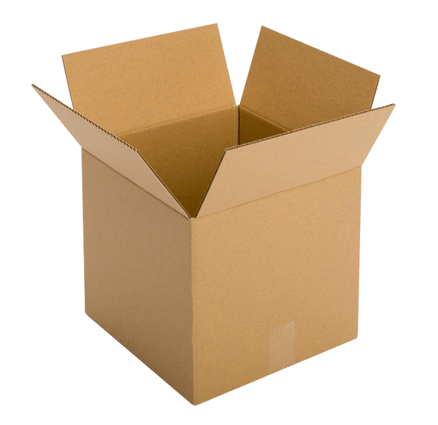 picture freeuse Cardboard box transparent background image